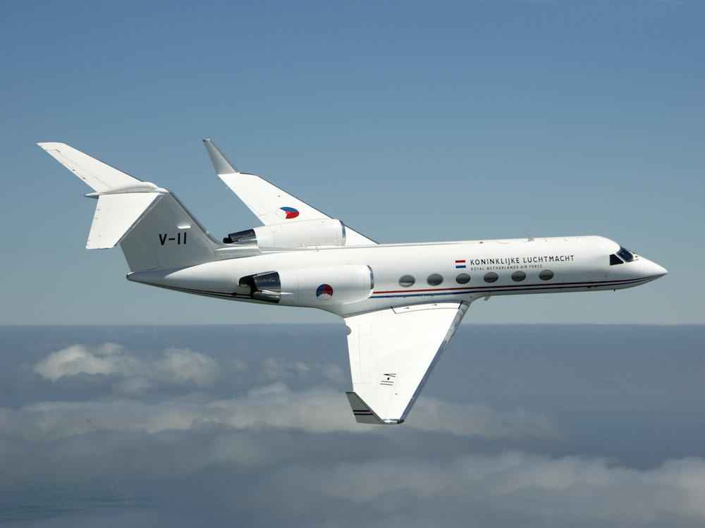 A2a Gulfstream IV CDnr KLu 060093