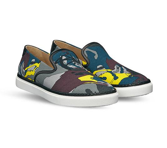 Hermes DWNTWNMEN Kick Sneaker