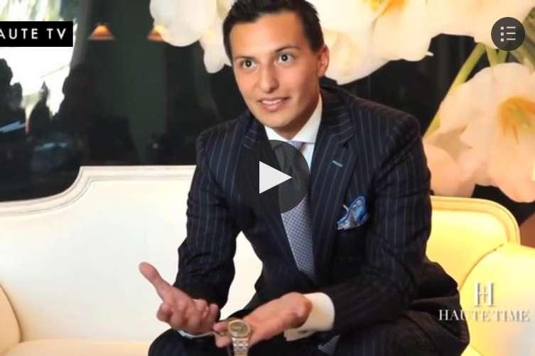 Haute Collector Nicolas Bijan