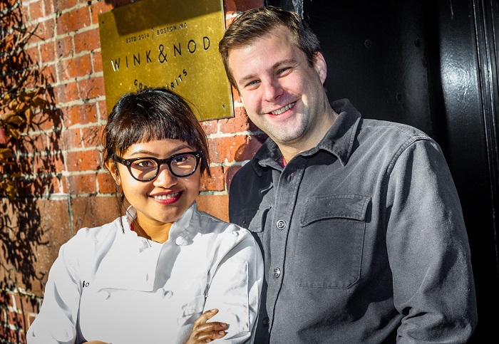 Kaki Lima at Wink & Nod_Retno Pratiwi & Peter Gelling