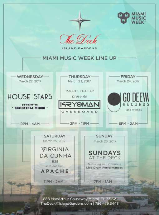 MMW Lineup The Deck[1]