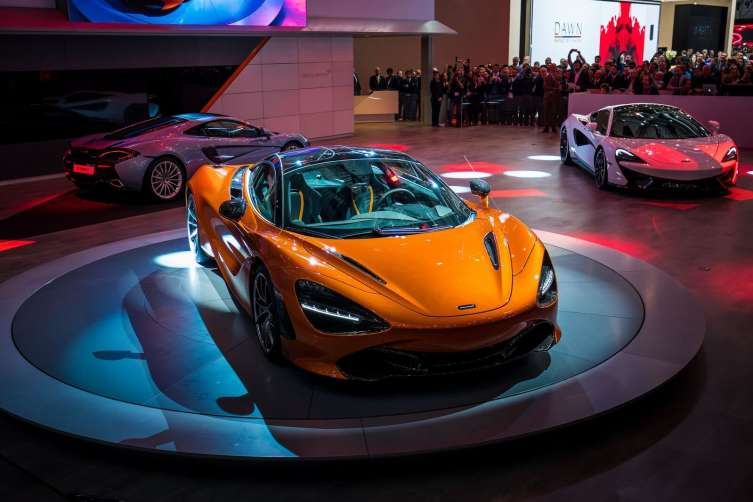 McLaren 720S- Keeping the Italians awake at night…