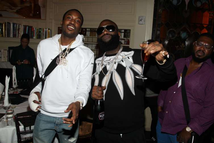 Meek Mill, Rick Ross