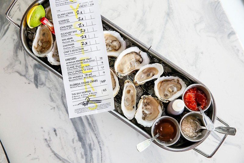 Izzy's Fish and Oyster
