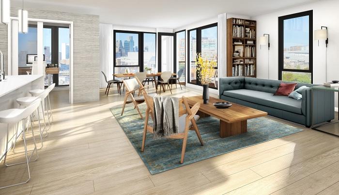 PORT45 Living Room