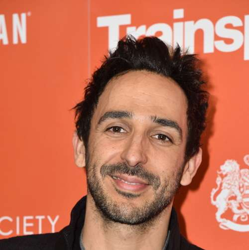 "NEW YORK, NY - MARCH 14: Amir Arison attends TriStar Pictures & The Cinema Society Host a Screening of ""T2 Trainspotting"" at Landmark Sunshine Cinema on March 14, 2017 in New York City. (Photo by Jared Siskin/Patrick McMullan via Getty Images)"