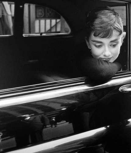 REDennis Stock, Audrey Hepburn