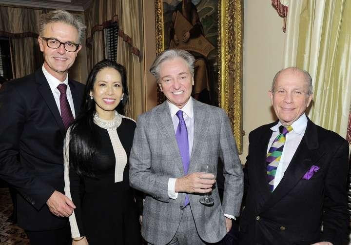 Craig Dix, Angela Chen, Geoffrey Bradfield, Larry Kaiser