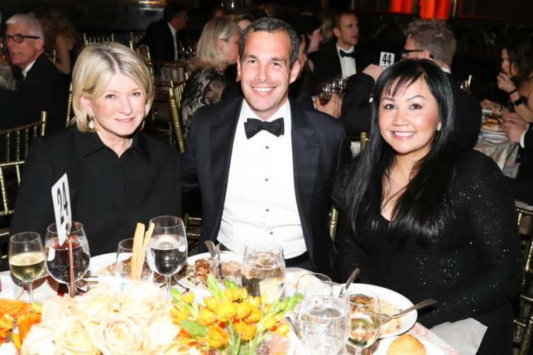 Martha Stewart, Christopher Spitzmiller