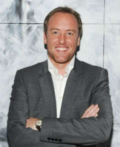 Seth Box, Private Client Director for Moet Hennessey