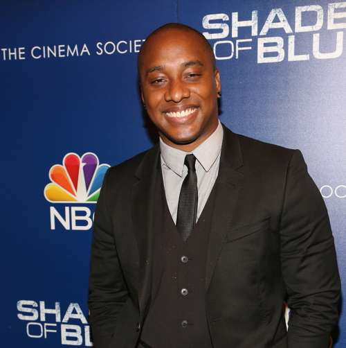 "Hampton Fluker== NBC and The Cinema Society Host the Season 2 Premiere of ""Shades of Blue""== The Roxy Cinema, NYC== March 1, 2017== ©Patrick McMullan== Photo - Sylvain Gaboury/PMC== =="