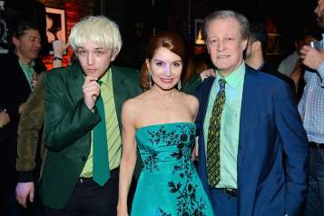 Jean Shafiroff Hosts Surprise Party for Patrick McMullan