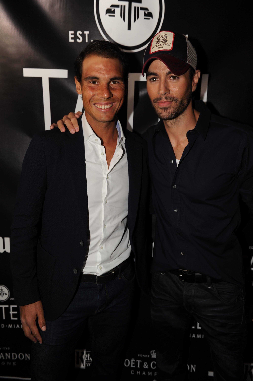 Rafael Nadal & Enrique Iglesias