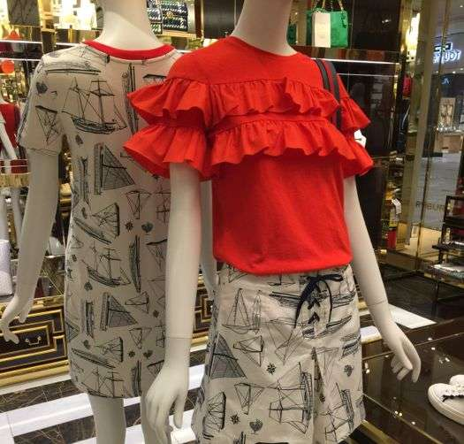 TORY BURCH BOUTIQUE SPRING COLLECTION