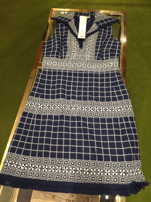 TORY BURCH DRESS SPRING COLLECTION