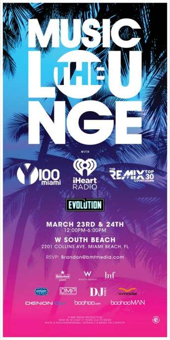 music lounge w south beach