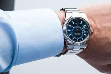 Wristshot Rolex