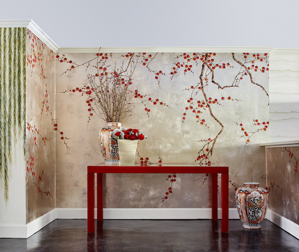 de Gournay Celebrates Opening of New Boutique