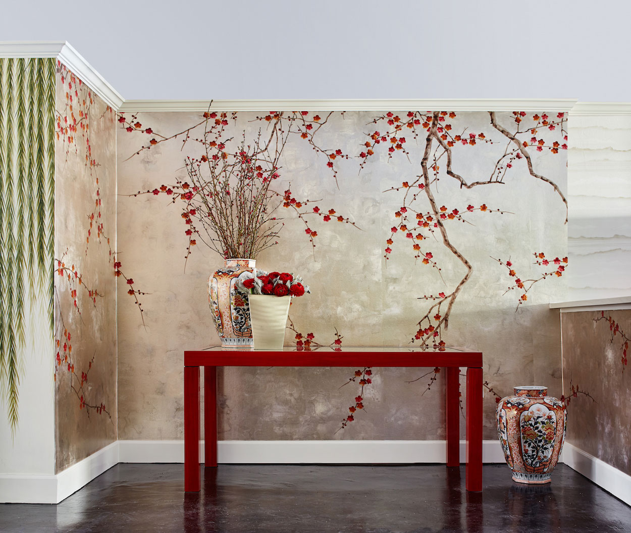 The new de Gournay showroom