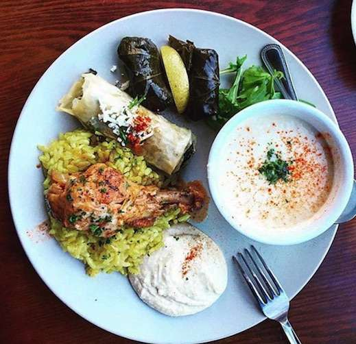 La Mediterranean Has Been Faithfully Serving San Franciscans Superb Food For The Past 38 Years Fillmore Street Restaurant Is An