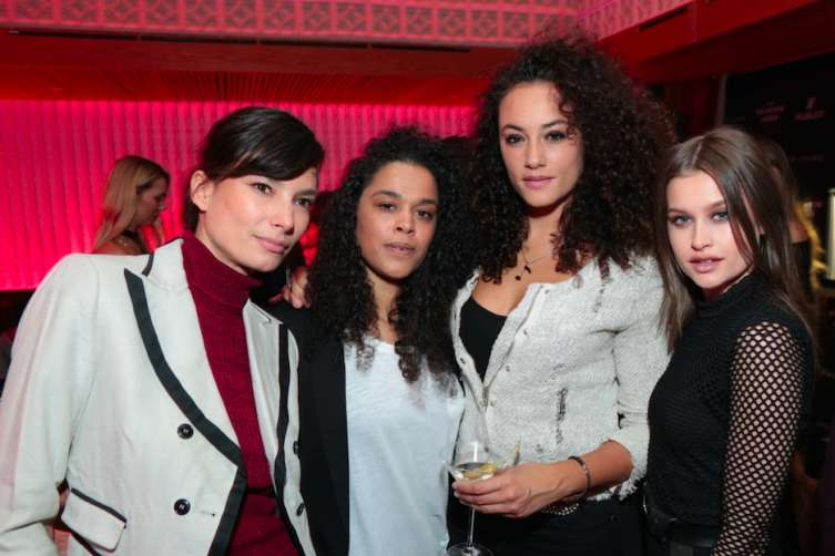 Angele, Maggie Sane, Jenny Bapst, Lexi Wood