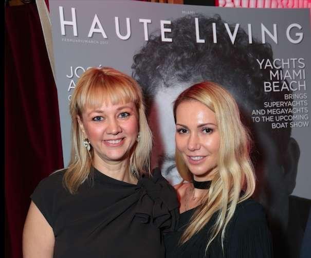 Alisa Roever and Julia Chiriginsky