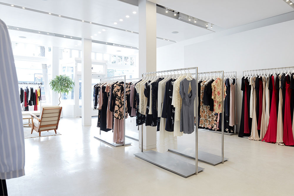 The bright new Reformation boutique in the Mission