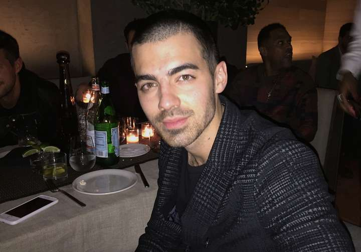 "Joe Jonas== NBC and The Cinema Society Host the After Party for the Season 2 Premiere of ""Shades of Blue""== Tutto Il Giorno, NYC== March 1, 2017== ©Patrick McMullan== Photo - Sylvain Gaboury/PMC== =="