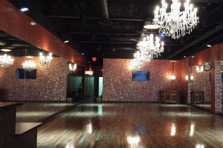 Dance With Me, the new dance studio, opens at Tivoli Village.