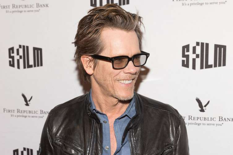 SAN FRANCISCO, CALIFORNIA - April 15 -  Kevin Bacon attends I LOVE DICK: SFFILM Premiere Arrivals on April 15th 2017 at Alamo Drafthouse New Mission in San Francisco, California (Photo - Drew Altizer)