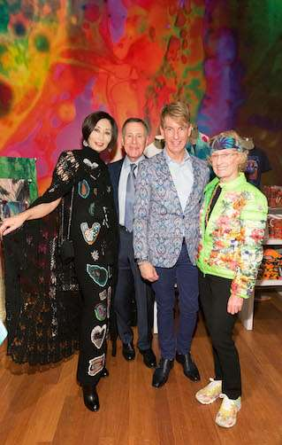 The Summer of Love Experience Donor Reception