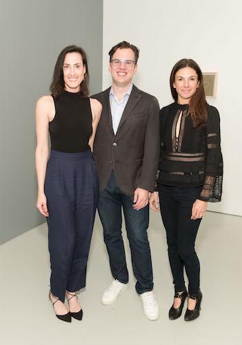 Ed Ruscha and Jonas Wood Opening Reception at Gagosian Gallery