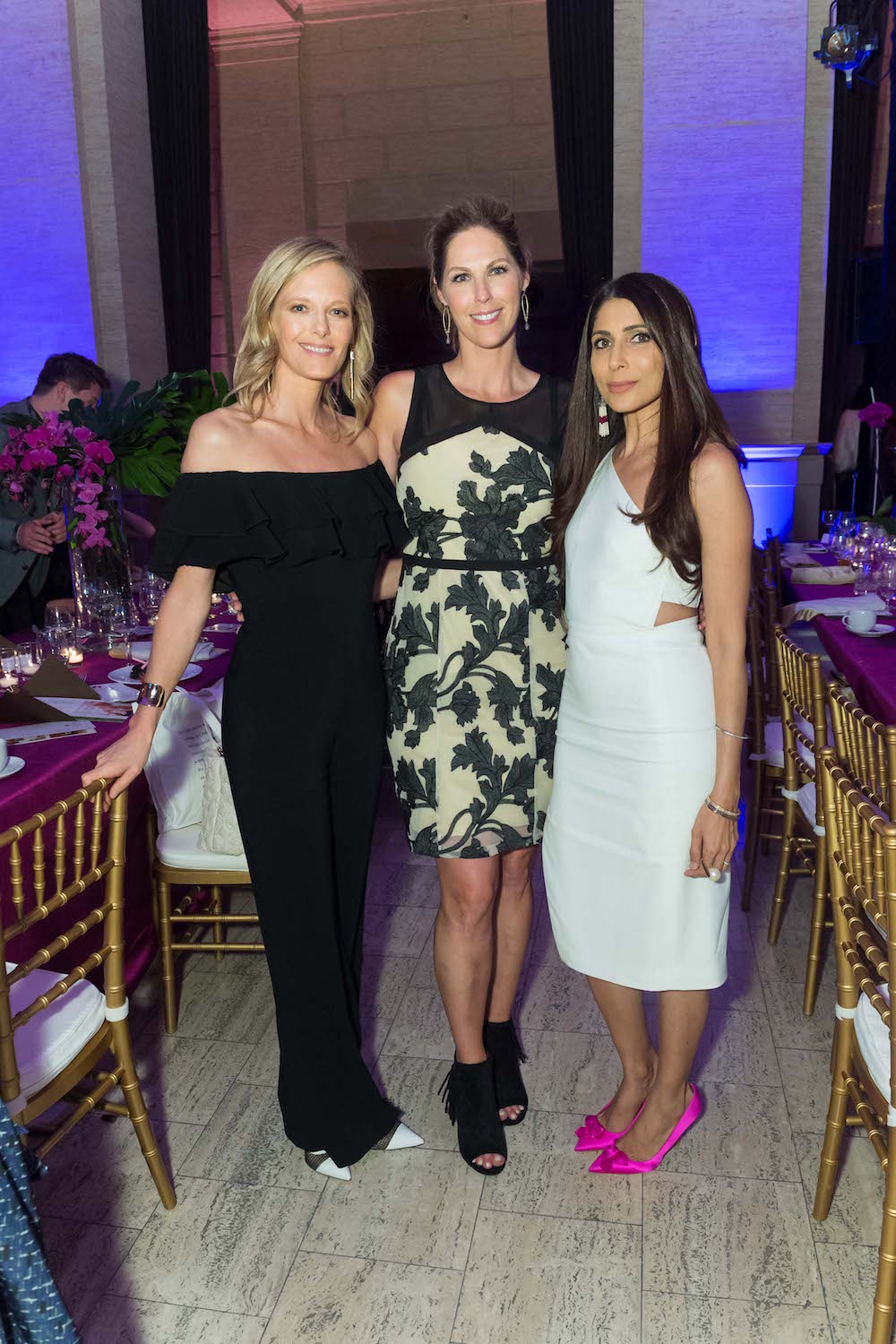 Katie Traina, Amy G and Sobia Shaikh