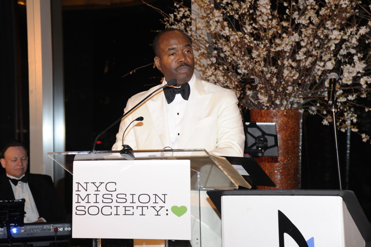 Lloyd Brown II==2017 Champion For Children Gala==Mandarin Oriental, NYC==APril 5, 2017==©Patrick McMullan==Photo - Owen Hoffmann/PMC== ==