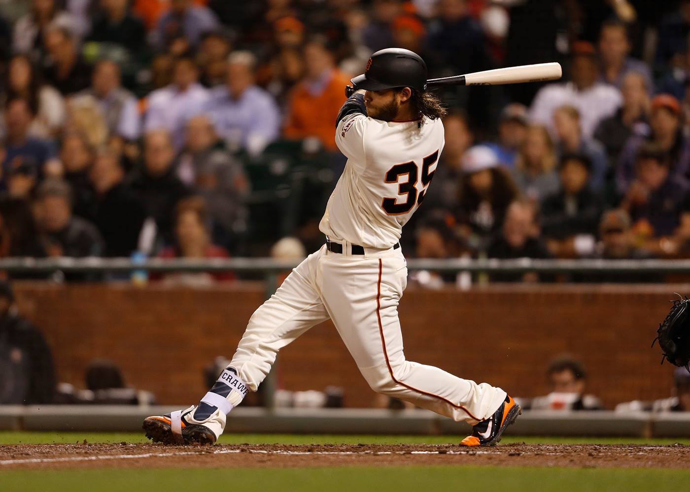 The Gentle Giant: Catching Up With Brandon Crawford