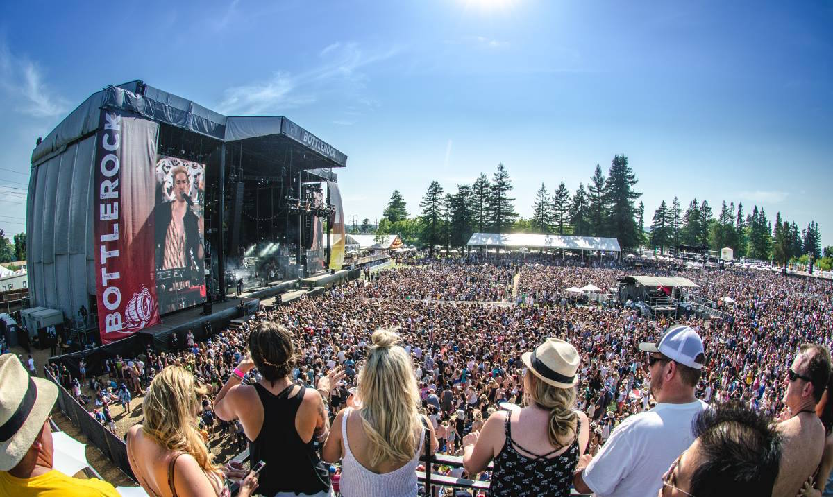 Last year at BottleRock