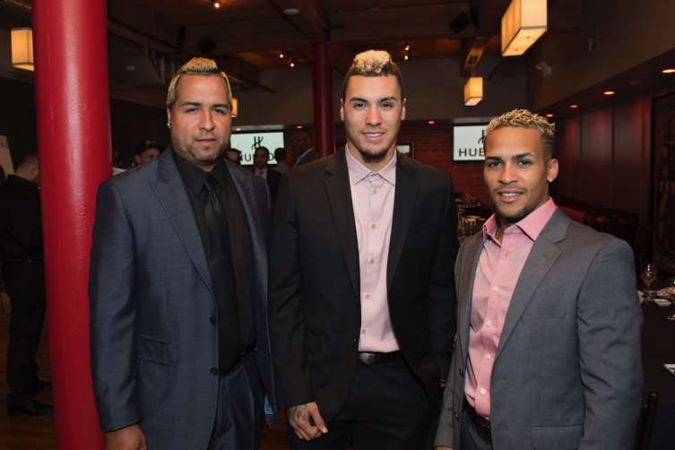 Javier Baez Haute Living Launch Dinner
