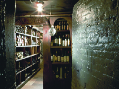 21 Wine Cellar door