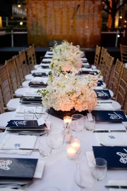 Ambience at the National Autism Day Dinner at Cipriani Downtown Miami on April 1, 2017 in Miami, Florida.