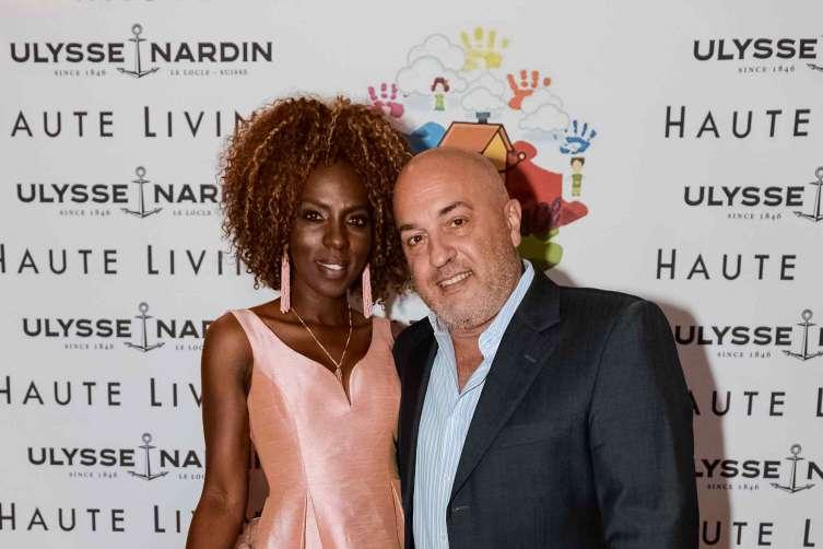 Nicole Shelly and Marizio Prattico