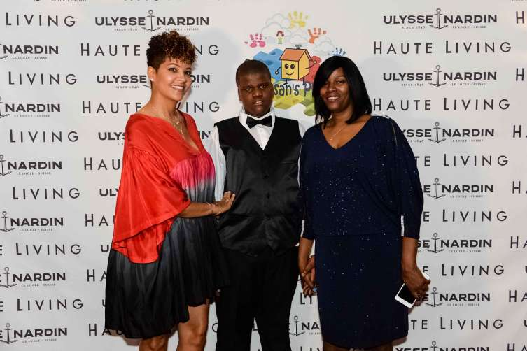 Nassan Wright-Arbubakrr, Tracy Wilson-Mourning and Nadine Wright- Arbubakrr