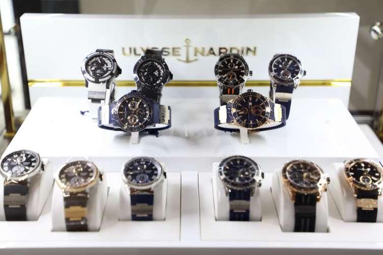 Ulysse Nardin Timepieces