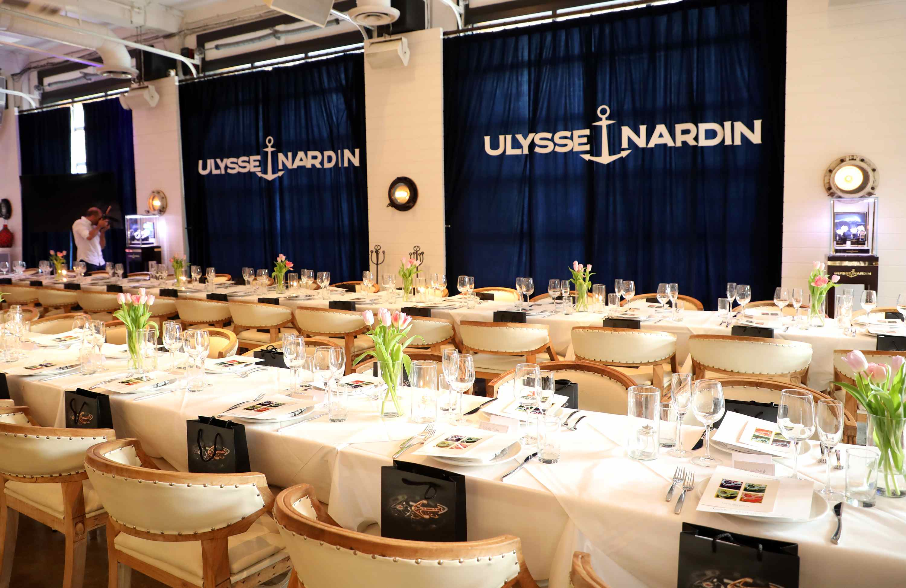 MIAMI, FL - APRIL 6: General view at the Haute Living and Ulysse Nardin Collectors Dinner at Seaspice on April 6, 2017 in Miami, Florida. (Photo by Alexander Tamargo/Getty Images for Haute Living)