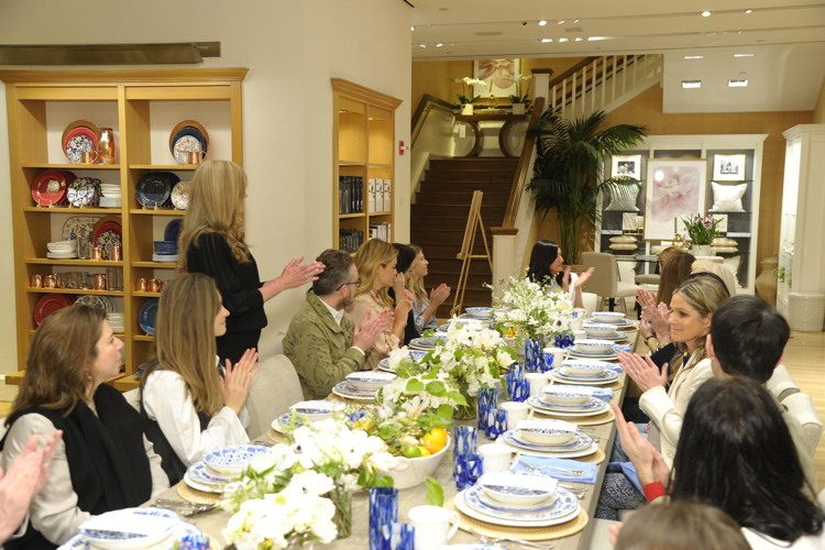 NEW YORK, NY - APRIL 6: Atmosphere at The AERIN Collection by Williams Sonoma Launch Breakfast with Aerin Lauder at Williams Sonoma on April 6, 2017 in New York City. (Photo by Owen Hoffmann/Patrick McMullan via Getty Images)