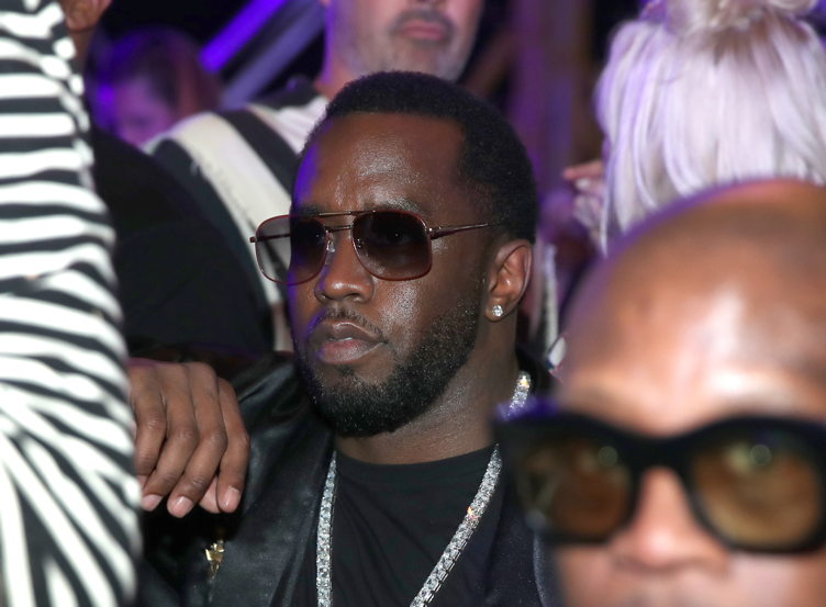 Diddy attends The Levi's Brand Presents NEON CARNIVAL