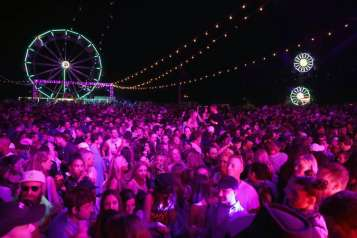 The Levi's Brand Presents NEON CARNIVAL with Tequila Don Julio