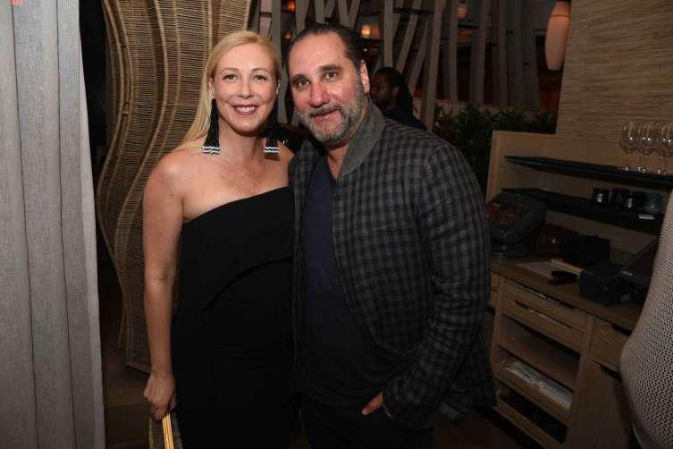 Angela Birdman & Louis Birdman
