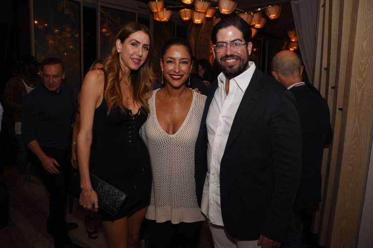 Christy Martin, Violet Camacho, & David Martin