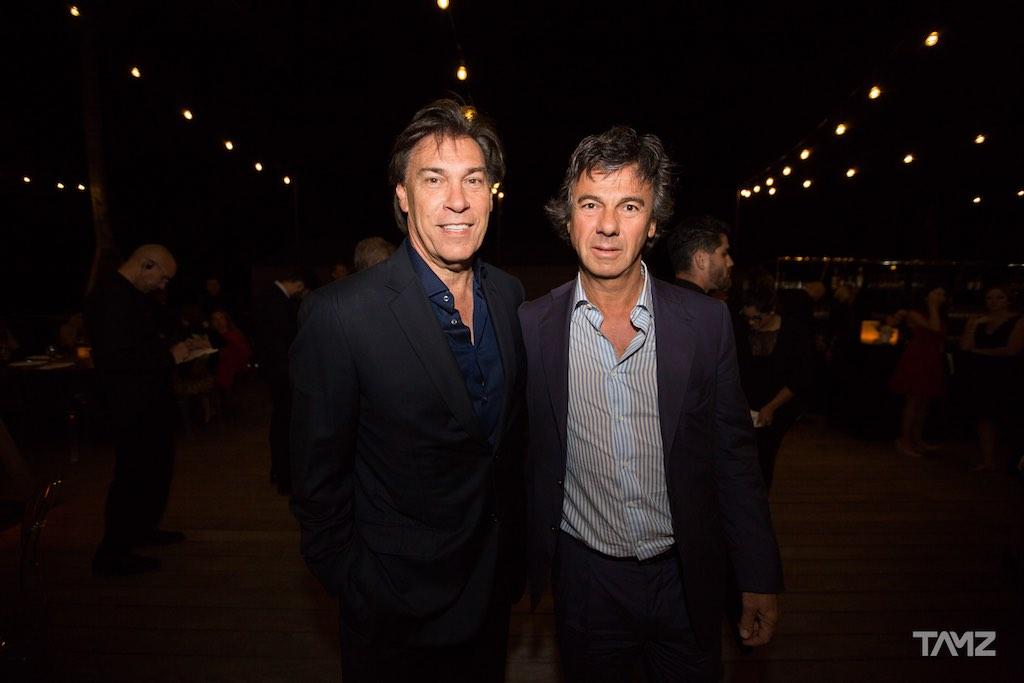 Edgardo DeFortuna and Ugo Colombo