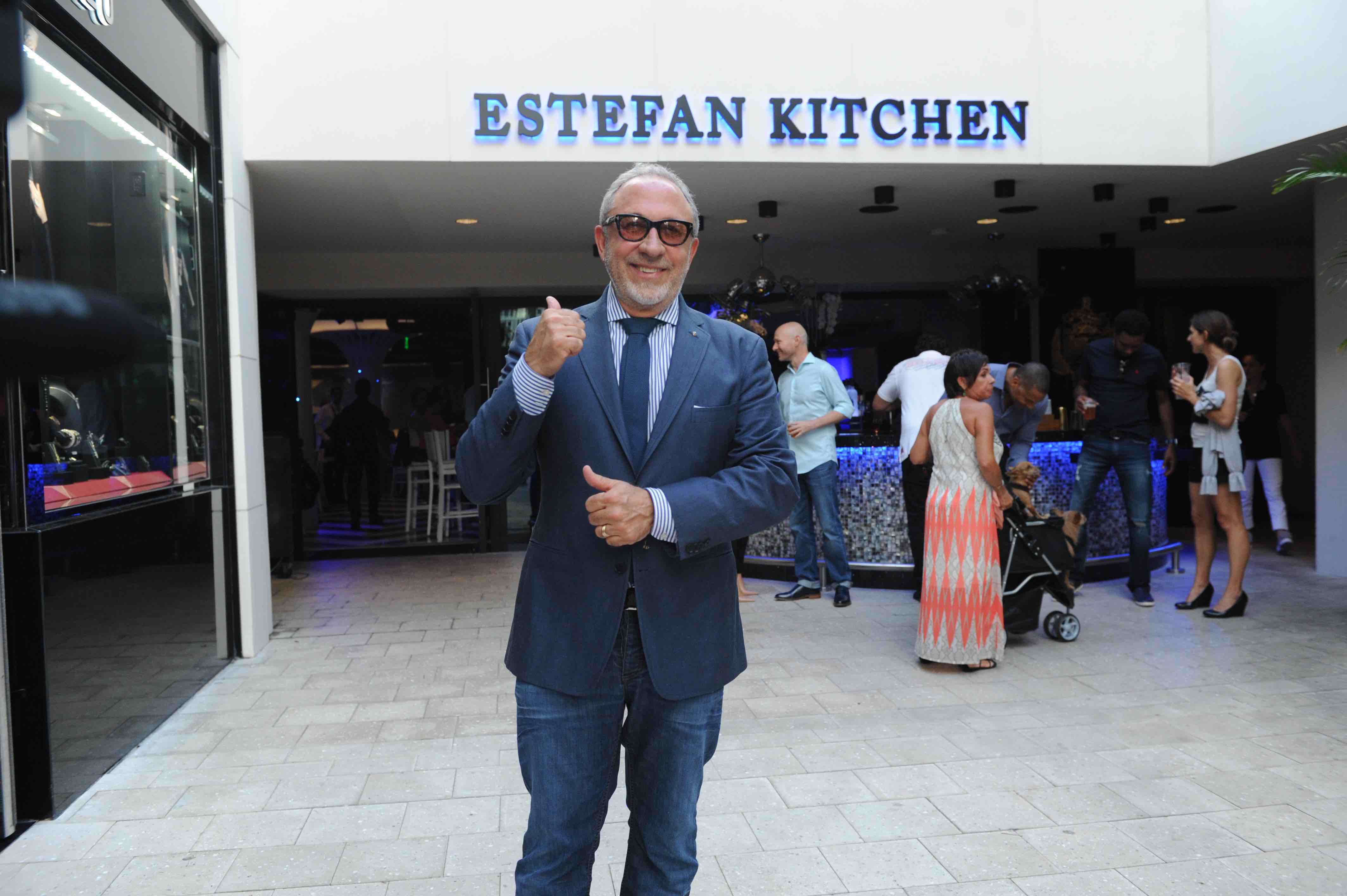 Emilio Estefan And Craig Robins Elevate Music Culture In Mdd